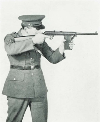 Smith & Wesson Semi-Automatic Light Rifle Model of 1940